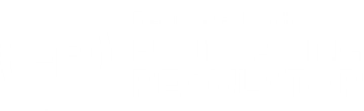 We are registered with the Fundraising Regulator. Visit the Fundraising Regulator Website. (will open in a new window)